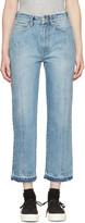 Won Hundred Blue Deedee 2 Jeans