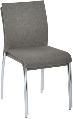 Ave Six Conway Stackable Chair 2-piece Set