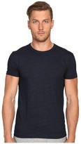Todd Snyder Indigo Solid Crew T-Shirt