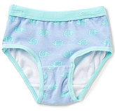 Copper Key Adventure Wear by Little Girls 2T-5 Hedgehog-Print Panties