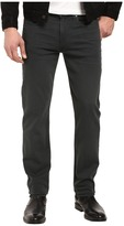 7 For All Mankind Slimmy Luxe Performance Colored Denim in Black Emerald