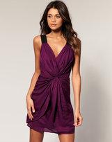 ASOS Mini Dress in Color Block