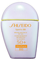 Shiseido Sports BB Broad Spectrum SPF 50+ WetForce Tinted Sunscreen