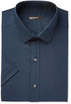 Bar III Men's Slim-Fit Stretch Easy Care Short Sleeve Dress Shirt, Only at Macy's