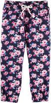 Osh Kosh Oshkosh OshKosh Bgosh Floral Jogger Pants - Preschool Girls 4-6x