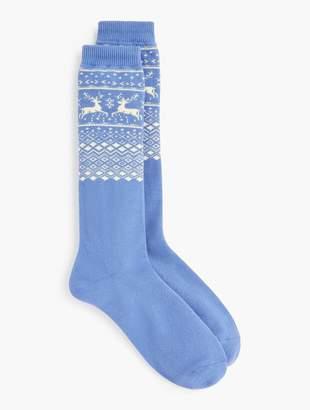 Talbots Boot Socks