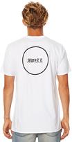 Swell Brooklyn Mens Tee White