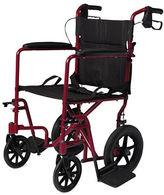 Medline Adult Aluminum Transport Chair