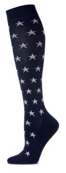 Me Moi MeMoi Old Glory Women's Compression Socks