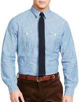 Polo Ralph Lauren Cotton Chambray Workshirt