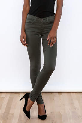 Flying Monkey Forest Green Jeans