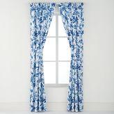 Chaps 2-pack Mandarin Garden Curtains - 42'' x 84''