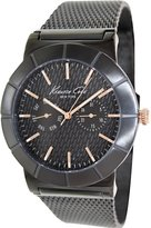 Kenneth Cole New York Kenneth Cole Men's KC9312 Stainless-Steel Quartz Watch with Dial