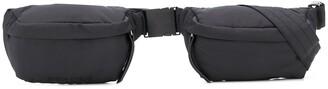 MAISON KITSUNÉ Double belt bag