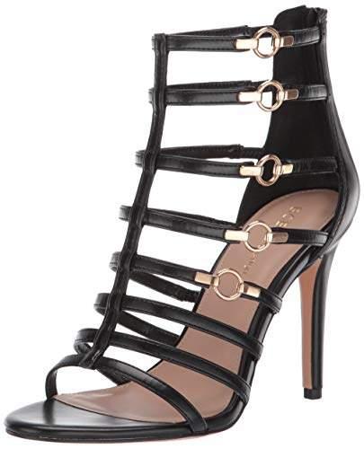 856d38dce8cec Women's Jean Caged Sandal Heeled