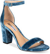 INC International Concepts Kivah Block-Heel Dress Sandals, Only at Macy's