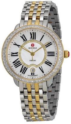 Michele Women's Serein 16 Diamond Watch