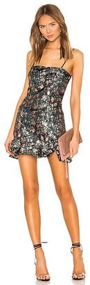 superdown Macey Mini Dress