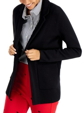 Charter Club Open-Front Blazer, Created for Macy's