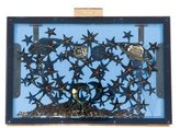 Valentino 2015 Cosmos Evening Clutch