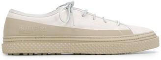 Buttero Low Top Contrast Sole Sneakers