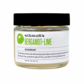 Schmidt's Deodorant - Bergamot & Lime