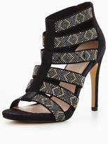 Moda In Pelle Simeon High studded elastic sandal
