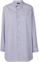Diesel Black Gold Dafni shirt dress - women - Cotton - 36