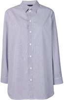 Diesel Black Gold Dafni shirt dress - women - Cotton - 40