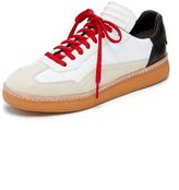 Alexander Wang Eden Lace Up Sneakers