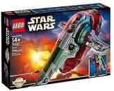 Lego ; Star Wars; Slave 1 75060