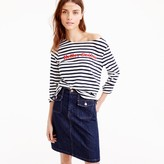 "J.Crew Limited-edition National Stripes Day T-shirt in ""Hello, Sailor"""