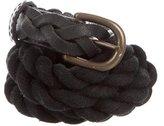 3.1 Phillip Lim Woven Rope Belt