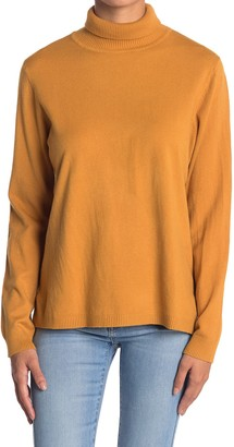 Cyrus Turtleneck Knit Sweater
