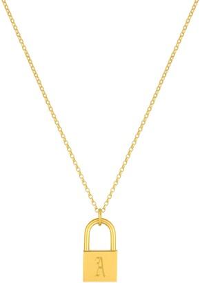 Electric Picks Love Letter Pendant Necklace