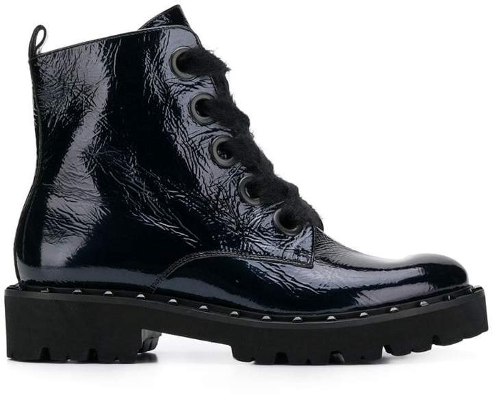 Kennel + Schmenger Kennel&Schmenger ankle lace-up boots