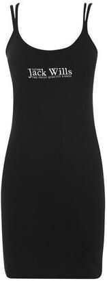Jack Wills Albany Strappy Dress