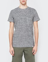 Norse Projects Niels Japanese Pocket in Grey Melange