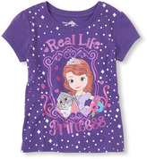 Children's Place Sofia graphic tee