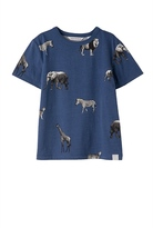 Country Road Photo Animal T-Shirt