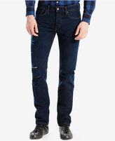 Levi's 511TM Slim Fit Ripped Jeans