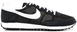 Nike low-top Swoosh logo trainers