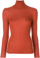 M Missoni turtle neck top
