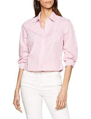 Crew Clothing Women's Gingham Classic Shirt,8 (Size:8)