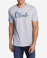 Eddie Bauer Men's Graphic T-Shirt - Climb