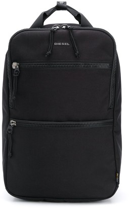 Diesel Ginkgo structured backpack