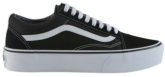 Vans Old Skool Platform Trainers