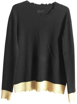 RtA Black Cashmere Knitwear for Women