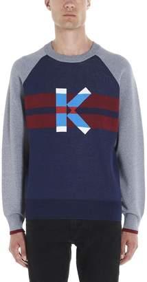 Kenzo Graphic K Crewneck Jumper
