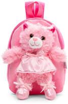popatu (Toddler Girls) Pink Cat Backpack